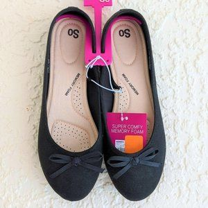 SO Boat Women's Ballet Flats 8 (NWT)